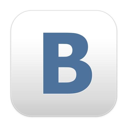 Логотип вконтакте как сделать