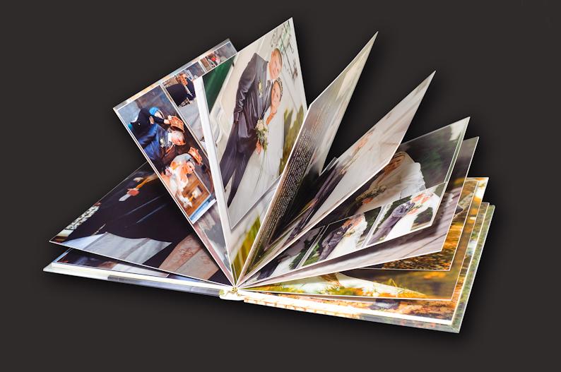 Книга с фотографиями своими руками